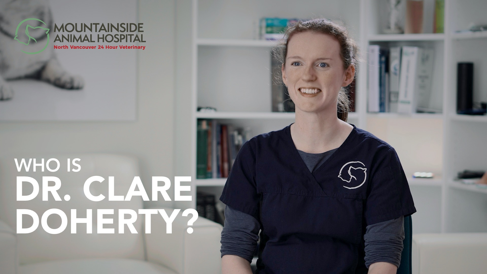 Meet Dr. Clare Doherty