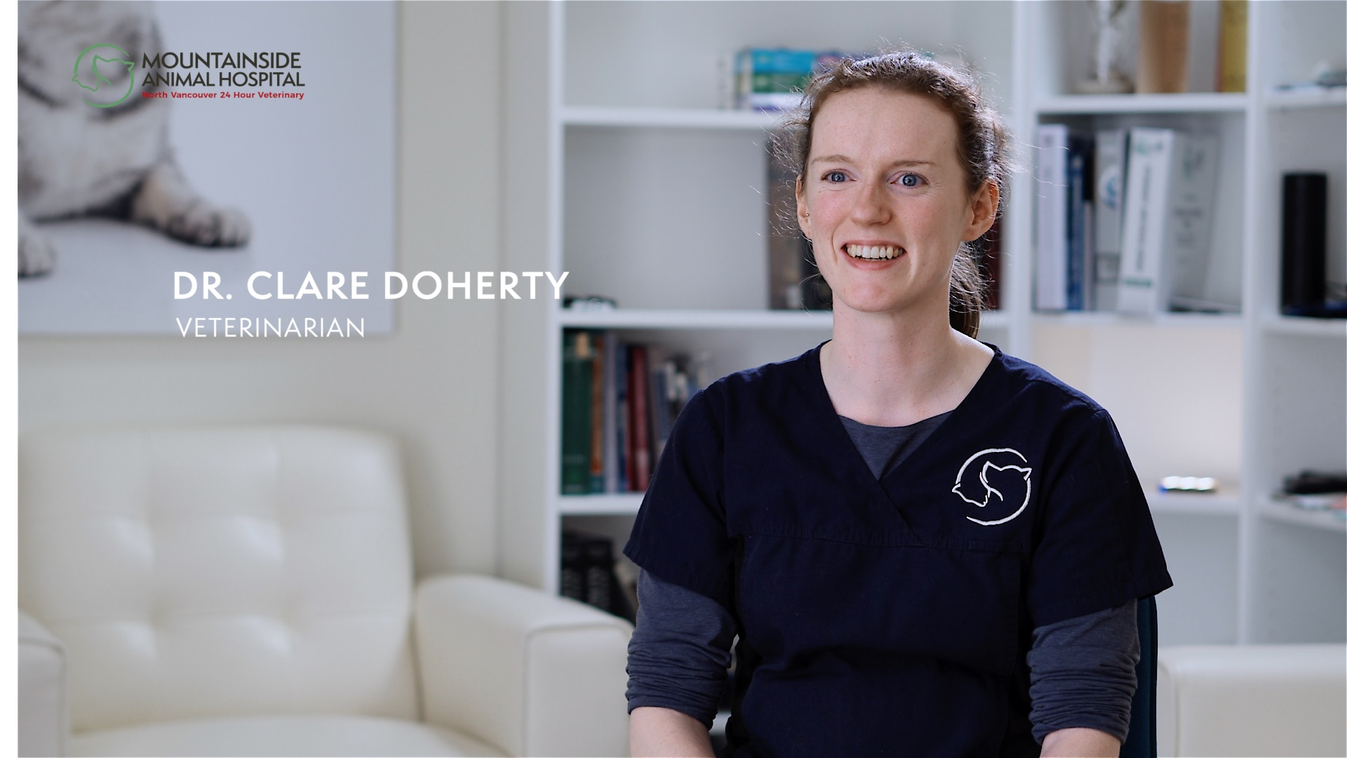 Meet Dr. Clare Doherty (Video)